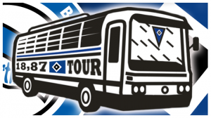 Hertha - HSV 1887 Tour